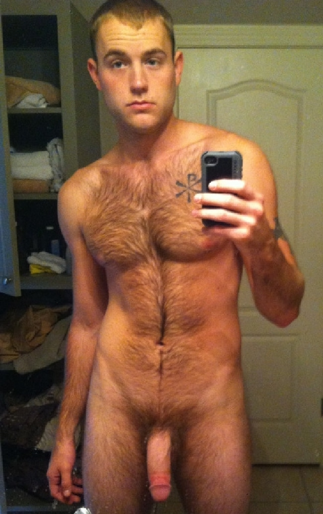Cute Nud Eman With A Very Hairy Body - Nude Boy Pictures-6001