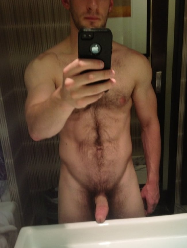 Horny Hairy Man