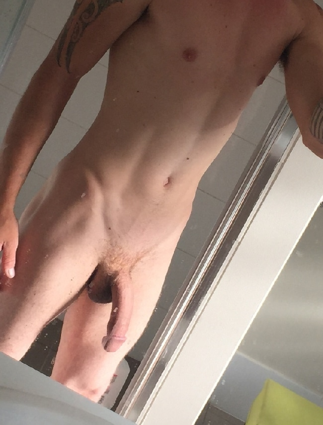 Semi Hard Cut Cock