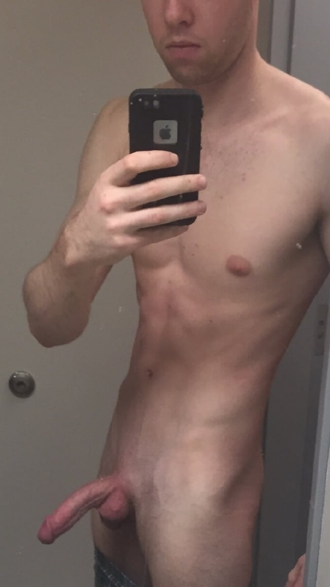 Smooth Shaved Cock And Slim Fit Body - Nude Boy Pictures